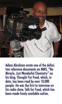 Adam Abraham as Video Producer