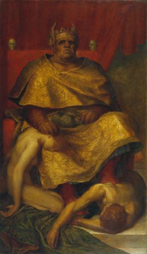 by George Frederick Watts (1884)