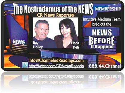 Ray Holley and Linda Deir of ChannelledReadings.com