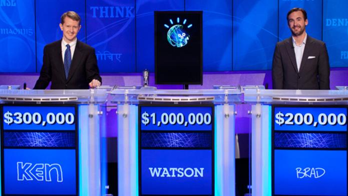 The Jeopardy Contestants and HAL2011 (WATSON)