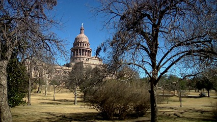Capital Building, Austin, TX
