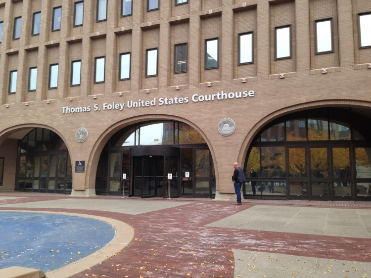 U.S. Courthouse, Spokane, Washington