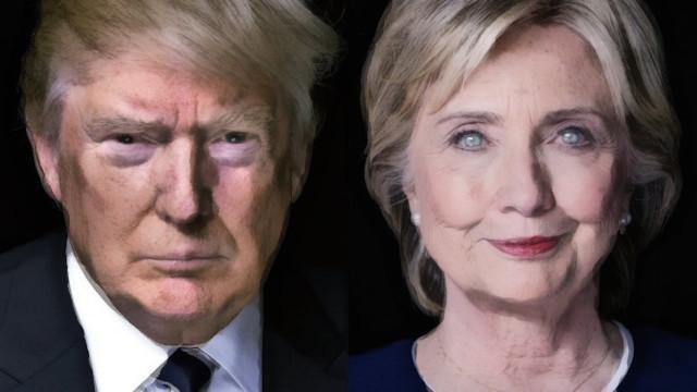 trump-hillary-fake